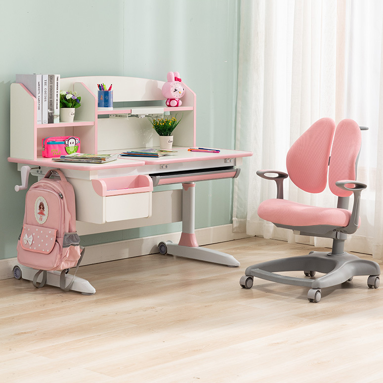 Children Chair And Desk Hot Sell Wholesale Particle Board Study Desk Sets Children Table And Chair