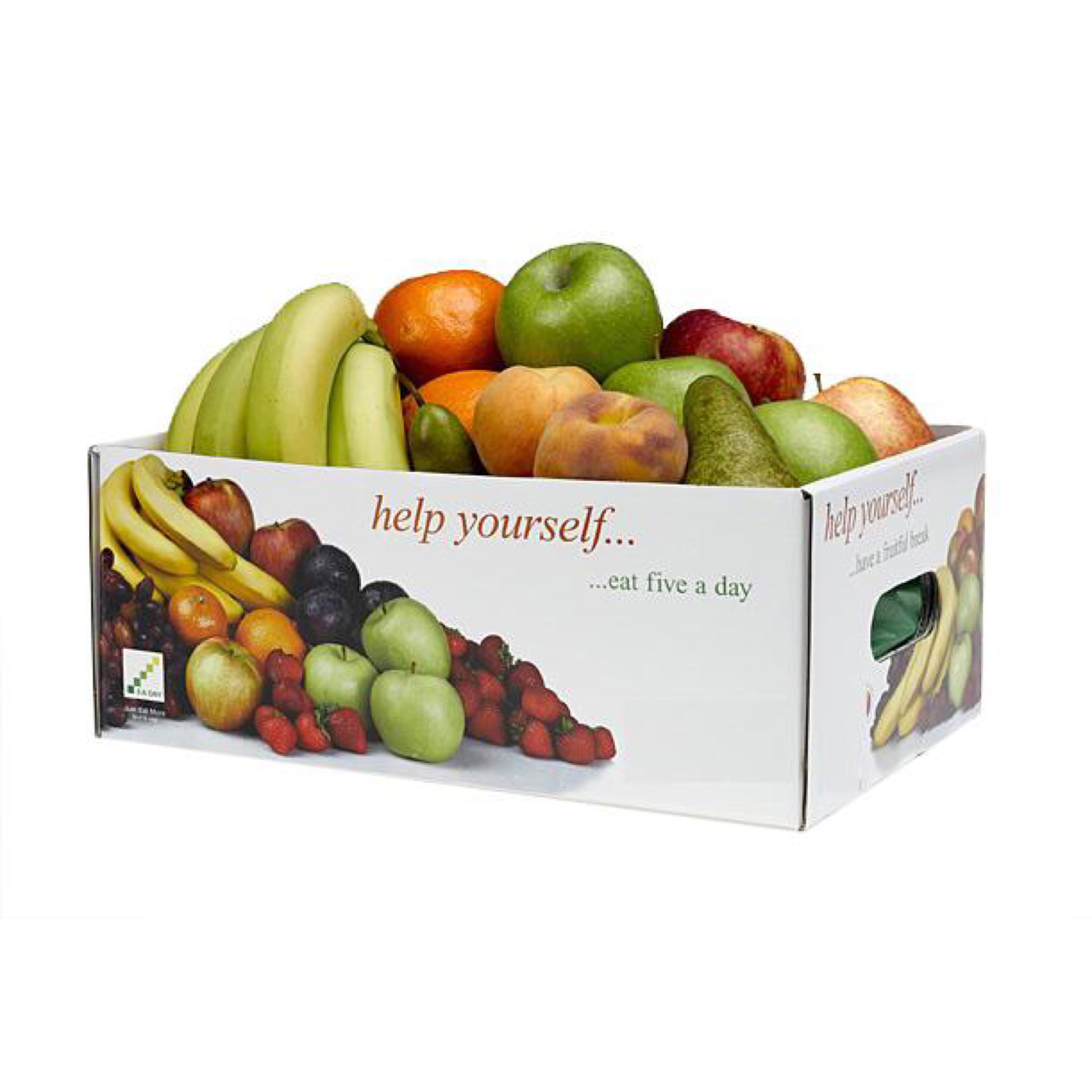 Good banana fruit carton corrugated bin box