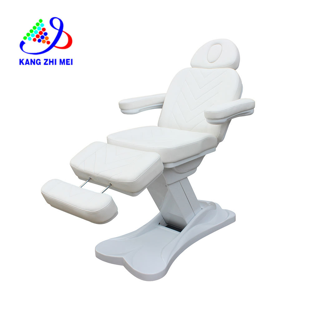 2020 New Adjustable Clinic Beauty Salon Stationary Comfortable Hydraulic Massage Bed Electric