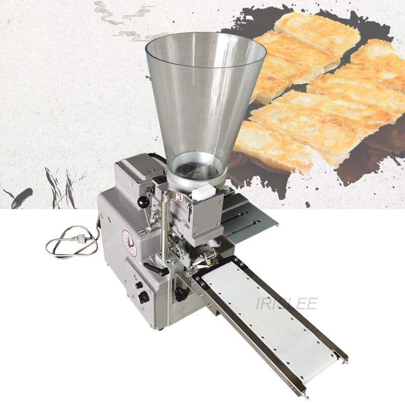2020 mini HT-28 fried dumpling maker gyoza machine Chinese Dumpling Making Machine price