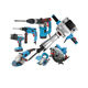 FIXTEC China Factory OEM Support Electric Cordless Power Tools Drill