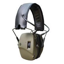 Prohear EM036 ArmyGreen Gel Ear Electronic Hearing Protection Headphones