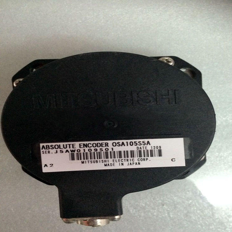 Japan used Mitsubishi Absolute Encoder OSA105S5A