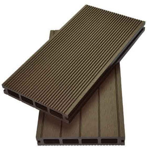 Plastic Composite Decking WPC Composite Board  Hollow   Solid