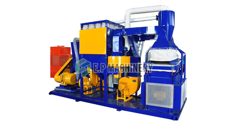 Оборудование для переработки медной проволоки