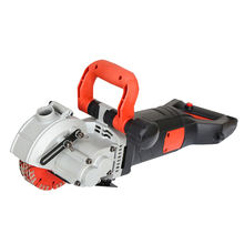 max cutting width 60mm Professional plumber tool  Industrial concrete grooving (or slotting) machine wall chaser