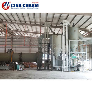 4.8m cement clinker rotary kiln Cement Lime Making Production Plant