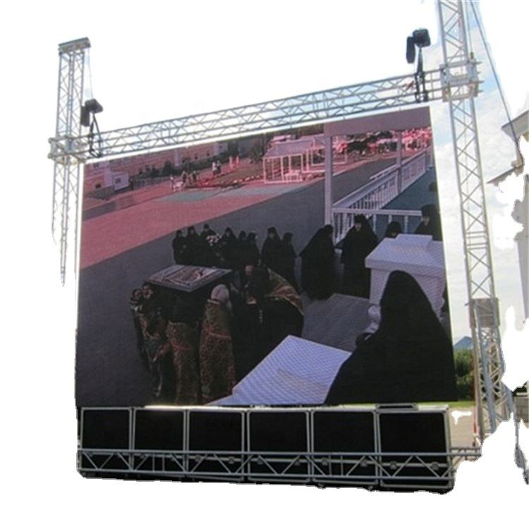 P6 outdoor Rental led screen for events concerts TV music live show exhibitions led display video wall