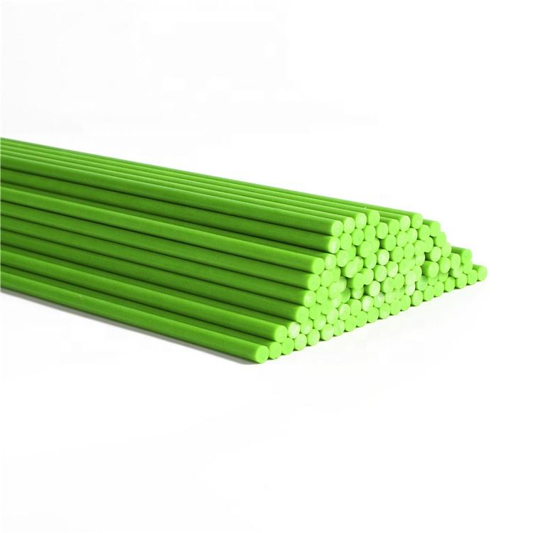 Factory Price AA Grade 2mm Diameter High Strength Solid Fiberglass Rods /Bar Glass Fiber Rod Many Colors Are Available.