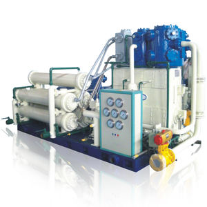 Natural Booster Gas for Filling Station CNG compressor for Car Station