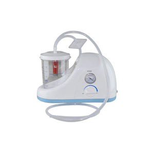 Portable ward nursing large capacity sputum suction machine