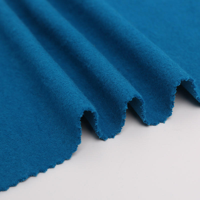running item textile material fabric cotton french terry brushed cloth knitted fabric for hoodies