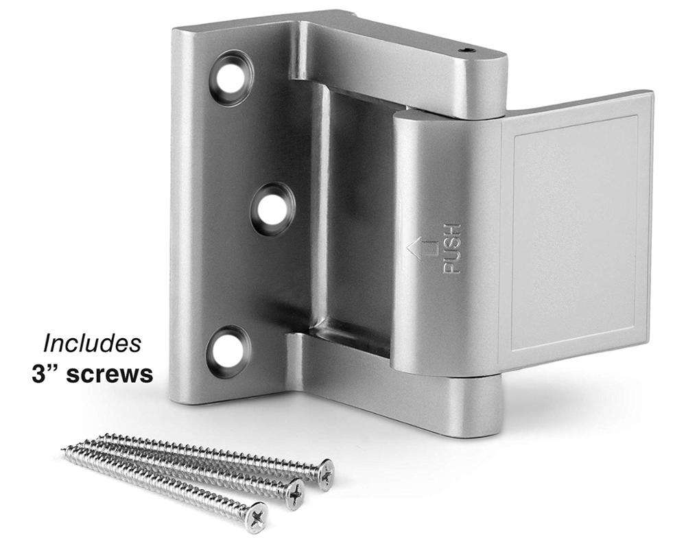 door latch Hotel Security Door Lock Door Privacy Latch Home Security lock Hotel Safe zinc alloy Corner latch
