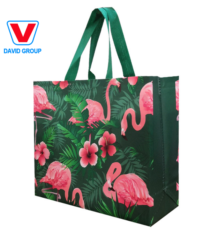 Beautiful Foldable Non Woven Tote Shopping Bag