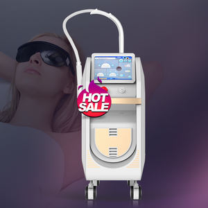 Long pulse nd yag laser Gentlemax Pro alexandrite laser hair removal machine