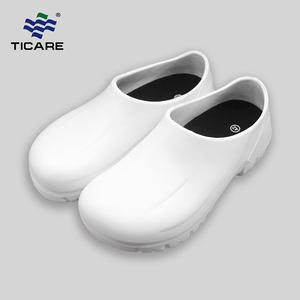 Hot Sale Anti Slip oil resistant waterproof working shoes Chef Nurse Safety Shoes