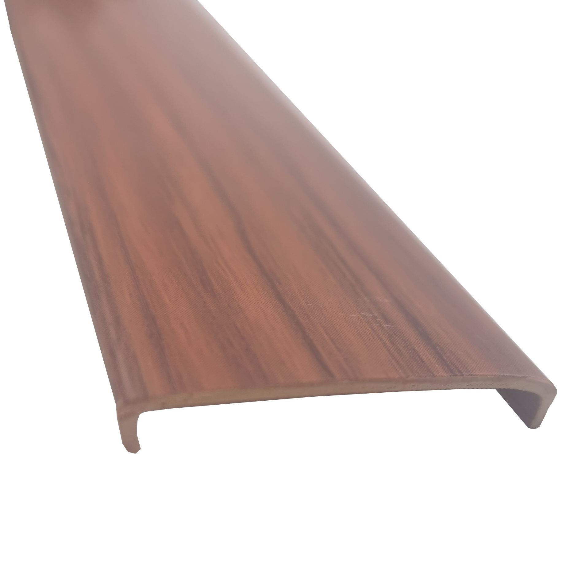 Solid Color/High Glossy/Woodgrain Edge Banding pvc tape white furniture table u shaped plastic edge trim