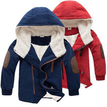Children's Outerwear Coat Kids Life Jacket Kids Jacket With Hood Warm Kids Winter Clothes