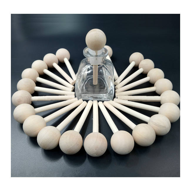 Wholesale High Quality Wooden Ball with Reed Rattan Sticks for Diffusing Aroma