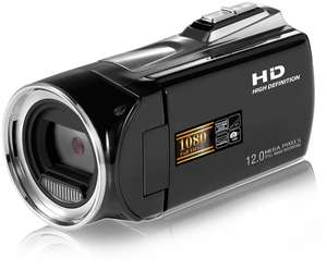 Murah Mini Dv HD Kamera Video Digital dengan 8X Digital Zoom