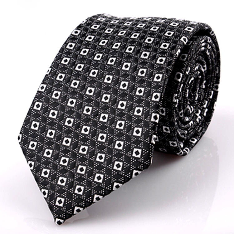 Good quality business men custom brand wholesale ties neckties