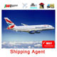International shipping agent to Australia/New Zealand air special line door to door shipping service by express