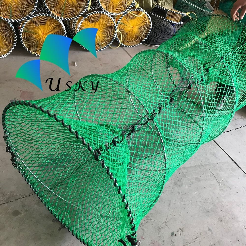 PE plastic coated spring cage 70*110 factory price