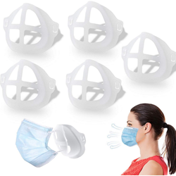 3D Silicone face support face shield holder anti-stuffy breathable the 3D inner Mask bracket