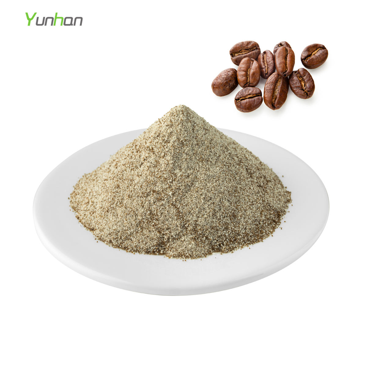 Super White Latte Frozen-Dried Freeze Dried Instant Dry Cappuccino Coffee Powder