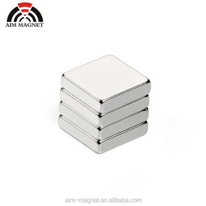 neodymium magnet speaker with block shape customized size