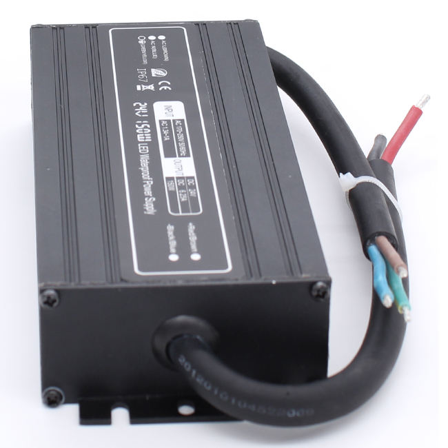 Mini Size 12v 24v Dc Transformer 150w Ac To Dc 110V 220V 12v 24v Connector 300w 400w 500w Waterproof Power Supply With CE ROHS