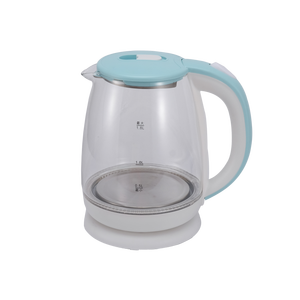 China General German One Cup White Electric Tea Kettle with Automatic Shut Off
