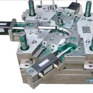 MACH Factory Custom Plastic Injection Mold Dies Maker