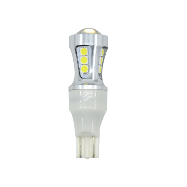 T10 921 wedge 5W Reverse Led Bulb