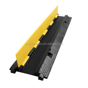 Cheap Price 1 Channel Office Cable Protector / Cable Cover / Cable Ramp