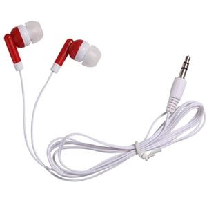 Low price cheap earpiece disposable earphone for Airline Aviation headset earphone earbud headphone