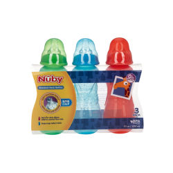 Non-Drip Bottle 11oz/320ml - 3 pack
