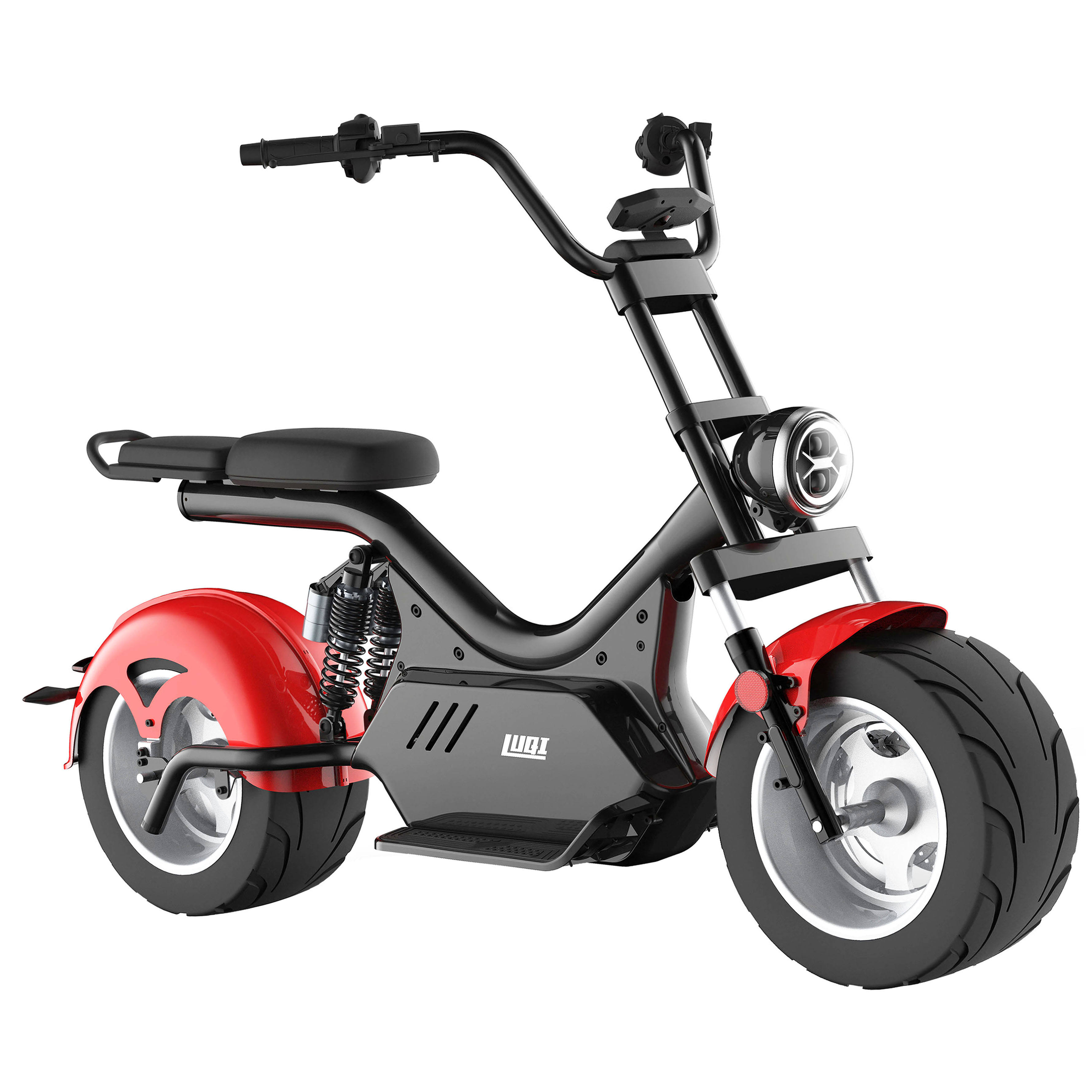 High speed 3000W city coco 80km/h speed motorcycle citycoco 2 wheels