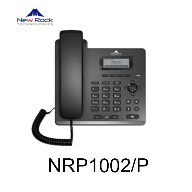 Hot-sale IP Phone NRP1002/P VOIP Door Phone