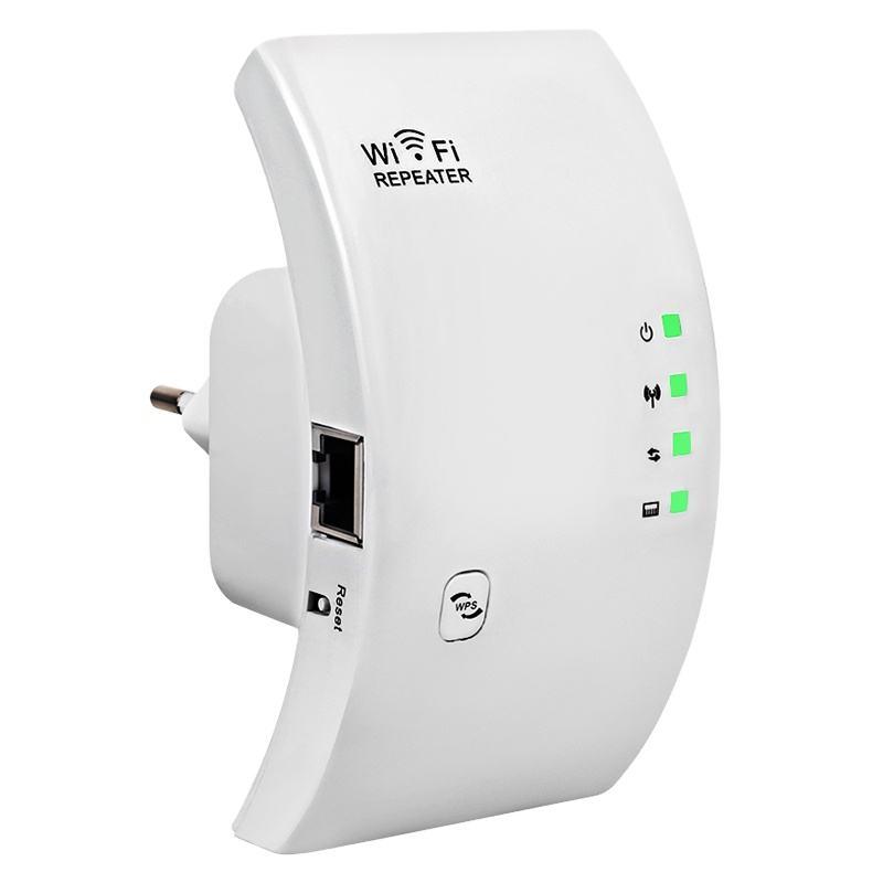 واي فاي <span class=keywords><strong>اللاسلكية</strong></span> مكرر موسع واي فاي 300Mbps WiFi مكبر للصوت طويلة المدى واي فاي إشارة الداعم خدمة الواي فاي نقطة Wlan Repiter