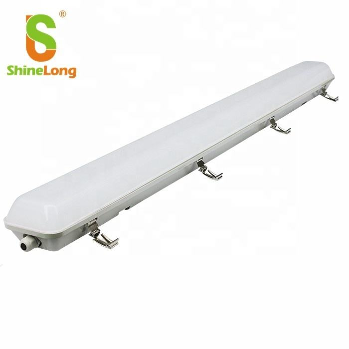 ShineLong AS2293.3 SAA IP65 Lithium-ion 3H emergency Led batten light