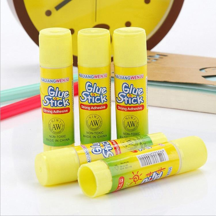Glue Stick High Quality Non-Toxic PVA Glue Stick School/Office Tools Students 9g White Glue Stick