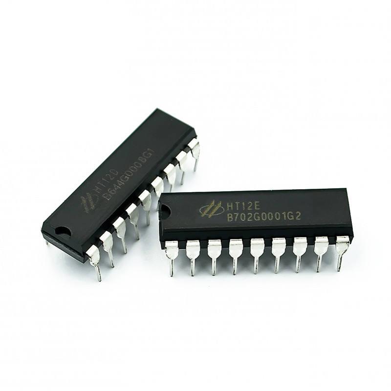 10 PCS Hotek HT12E DIP-18 HT-12E IC Remote Decoder Encoder