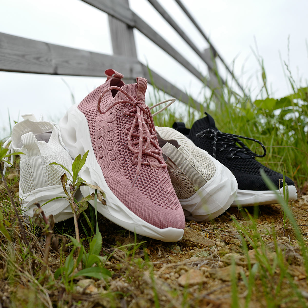 Baolite sneakers for women and ladies with shoe manufactuer