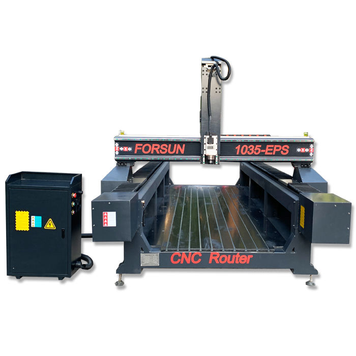 hot sale! Custom made 9KW spindle wood working machinery 4 axis cnc router