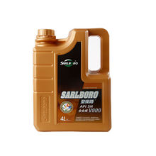 Sarlboro brands SN V900 Gasoline 5w40 0W16 10W40 0W30 0W50 synthetic motor oil car engine oil