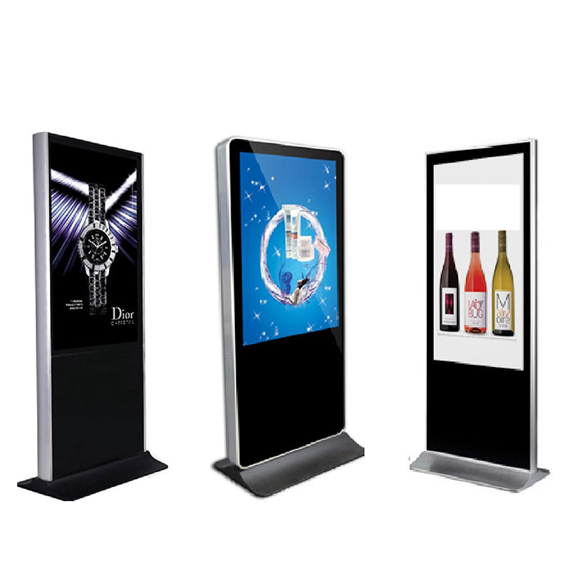 Marvel personalizzato floor stand digital signage, display <span class=keywords><strong>lcd</strong></span>, schermo di pubblicità 42 46 55 65 pollice
