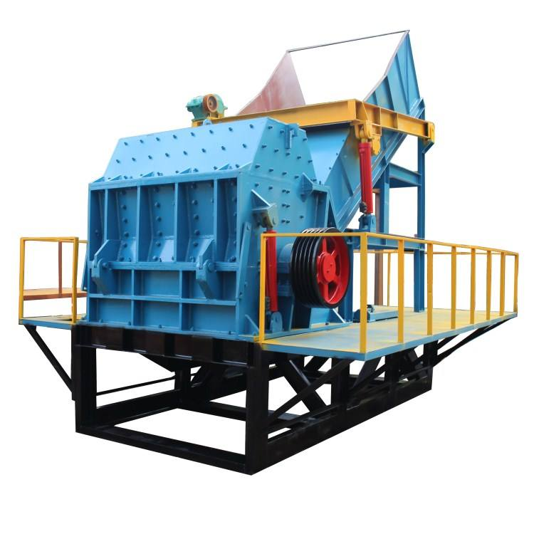 UBC Cans Aluminum Crusher Scrap Metal Recycling Machine