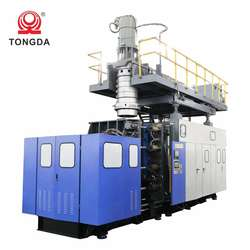 TONGDA TDW-160E Fully automatic hdpe rocking horse plastic chair making blow molding machine