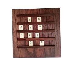 wood letters message board  letterboard  with letters wooden 3d letter wooden message box